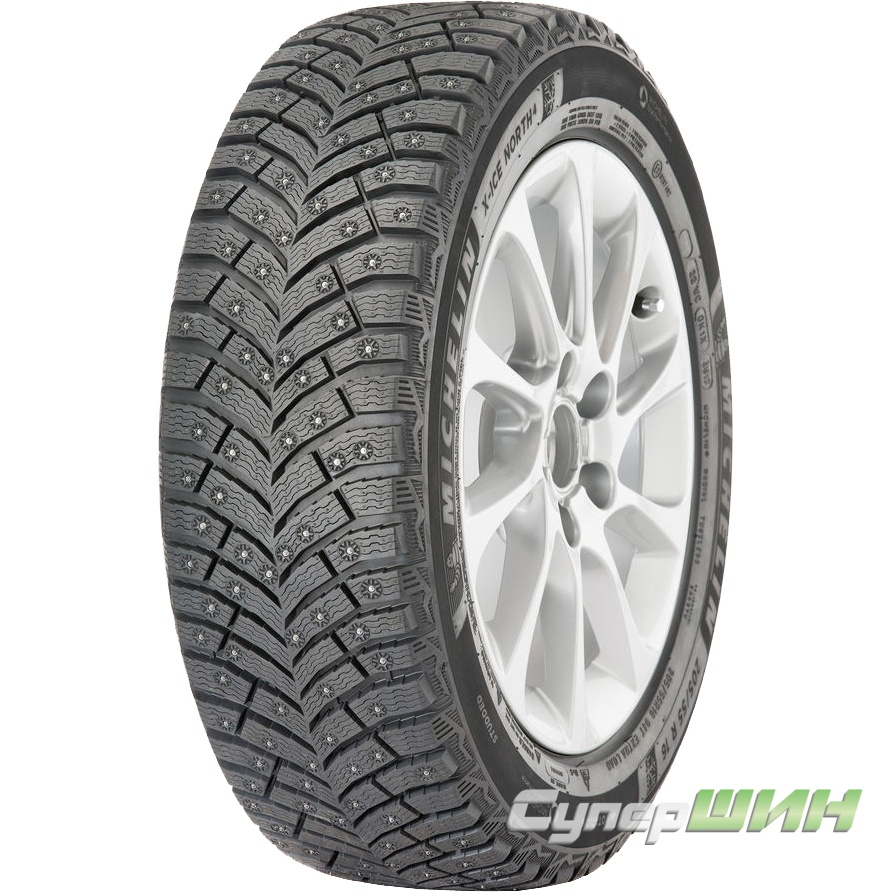 Michelin X-Ice North 4 275/45 R20 110T XL